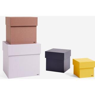 Hay Box Box 23cm 4-pack Small boxes