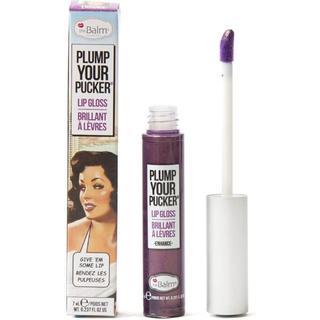 TheBalm Plump Your Pucker Lip Gloss Enhance