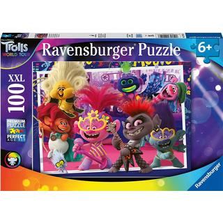 Ravensburger Trolls World Tour XXL 100 Pieces