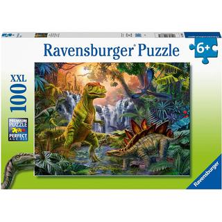 Ravensburger The Dinosaur Oasis XXL 100 Pieces
