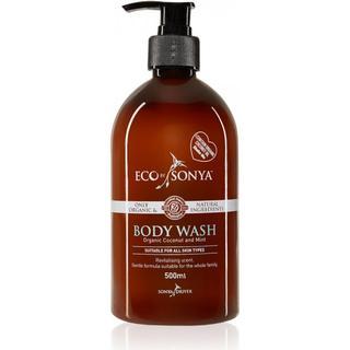 Eco By Sonya Lemongrass Cleansing Foam 375ml