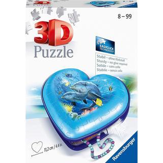 Ravensburger Heart Box Underwater World 54 Pieces