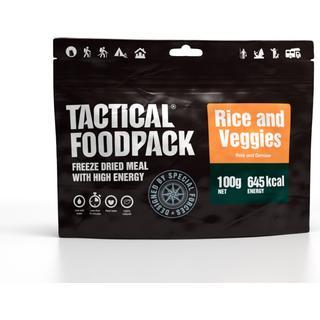 Tactical Foodpack Rice & Veggies 100g