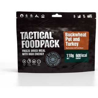 Tactical Foodpack Buckwheat Pot &Turkey 100g