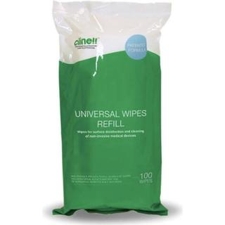 Clinell Universal Wipes 100-pack Refill