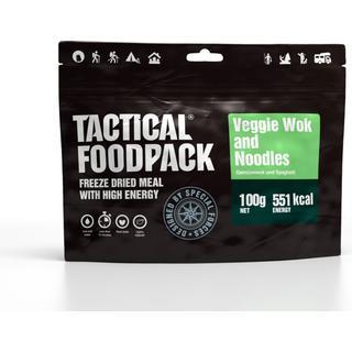 Tactical Foodpack Veggie Wok & Noodles 100g