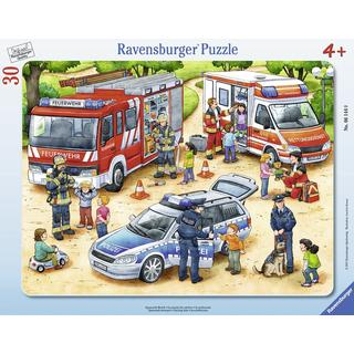 Ravensburger Exciting Professions 30 Pieces