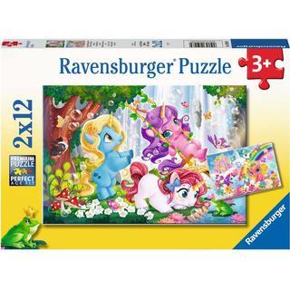 Ravensburger Magical Unicorn World 2x12 Pieces