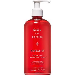 Björk & Berries Herbalist Hand & Body Wash 400ml