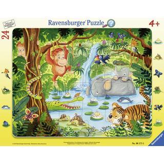 Ravensburger Jungle 24 Pieces
