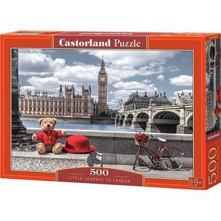 Castorland Little Journey to London 500 Pieces
