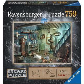 Ravensburger Forbidden Basement 759 Pieces