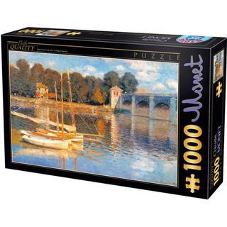 Dtoys Bridge at Argenteuil 1000 Pieces