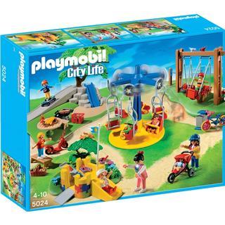 Playmobil City Life Children's Playground 5024
