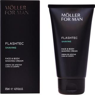 Anne Möller Flashtec Face & Body Shaving Cream 125ml