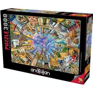 Anatolian 360 World 3000 Pieces