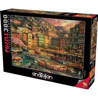 Anatolian Vibrance of Italy 3000 Pieces