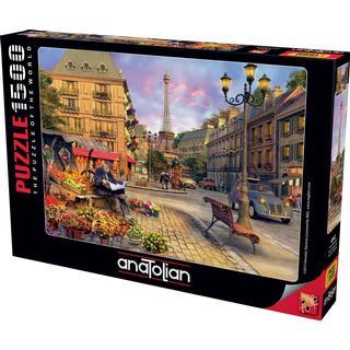 Anatolian Paris Street Life1500 Pieces