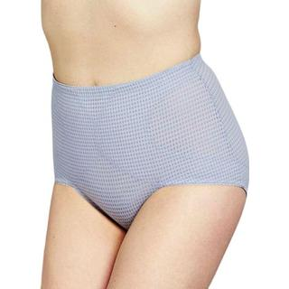 Miss Mary of Sweden Pantee Girdle - Dusty Blue