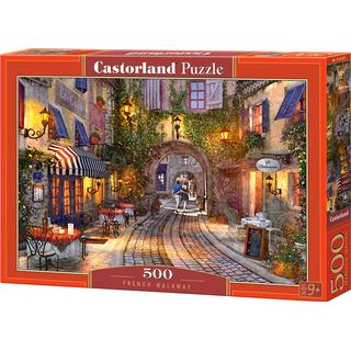 Castorland French Walkway 500 Pieces