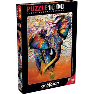 Anatolian African Colours 1000 Pieces