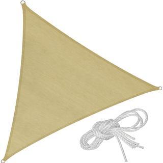 tectake Sun Shade Sail Triangular 300x300x300cm