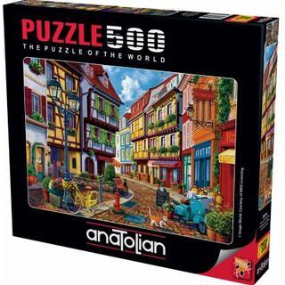 Anatolian Cobblestone Alley 500 Pieces