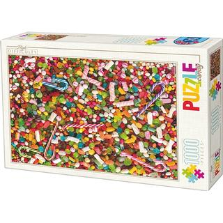 Dtoys Food Sweets 1000 Pieces