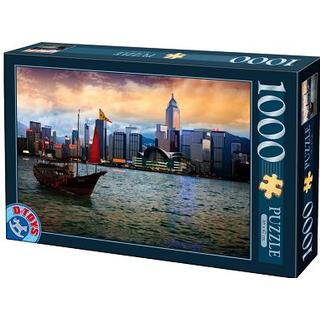 Dtoys Hong Kong Island 1000 Pieces