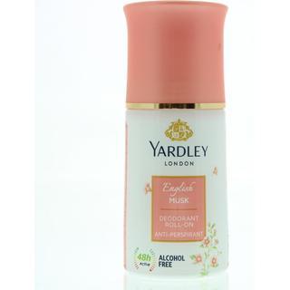 Yardley English Musk Deo Roll-on 50ml