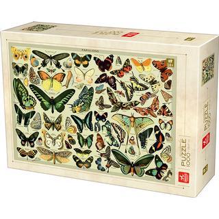 Dtoys Encyclopedia Butterflies 1000 Pieces