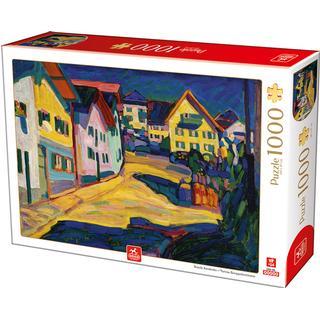 Dtoys Kandinsky Murnau Burggrabenstrasse 1000 Pieces