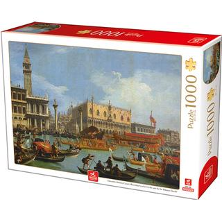 Dtoys Canaletto Venice 1000 Pieces