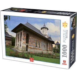 Dtoys Moldovita Monastery 1000 Pieces