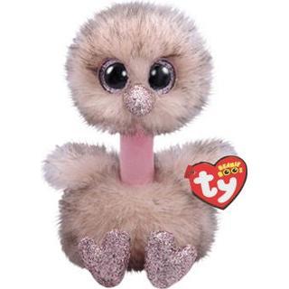 TY Stuffed Henna Ostrich 15cm