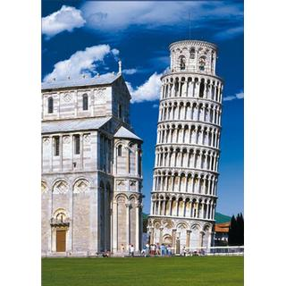Dtoys Leaning Tower of Pisa Italy 500 Pieces