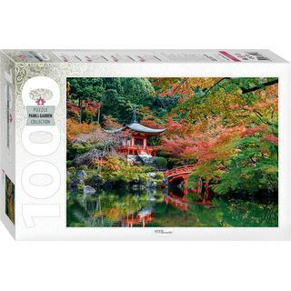 Step Puzzle Bentendo Hall Daigoji Temple in Kyoto 1000 Pieces