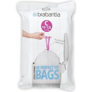 Brabantia Perfect Fit Code C 10-12L 40-pack