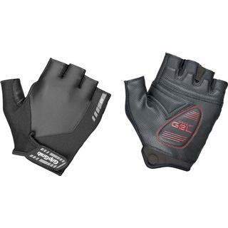 Gripgrab ProGel Padded Short Finger Glove Unisex - Black