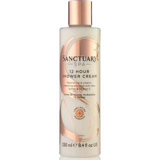 Sanctuary Spa Classic 12 hour Shower Cream 250ml