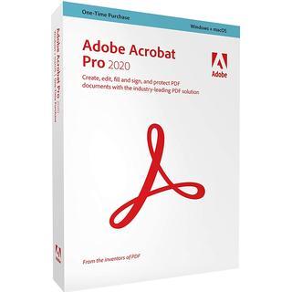 Adobe Acrobat Pro 2020