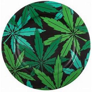Seletti Weed Dinner Plate 27 cm