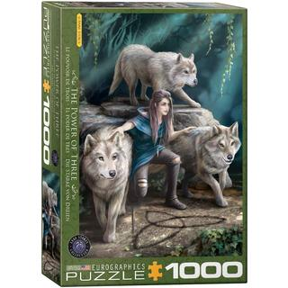 Eurographics The Power of Three 1000 Pieces