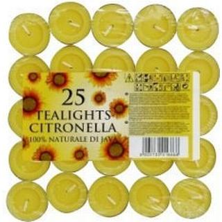 Citronella Tea Light Scented Candles