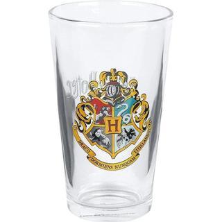 Hogwarts Crest Drinking Glass 50 cl