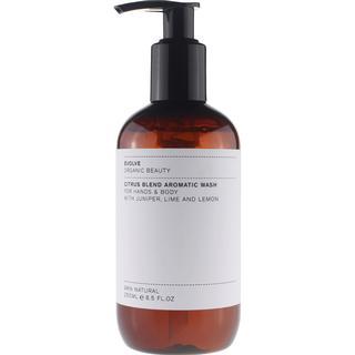 Evolve Citrus Blend Aromatic Hand & Body Wash 250ml