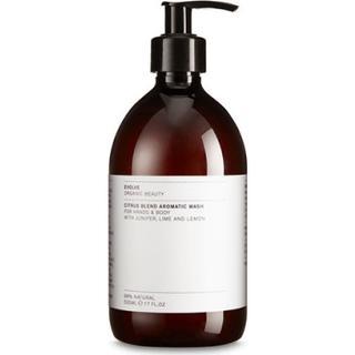 Evolve Citrus Blend Aromatic Hand & Body Wash 500ml