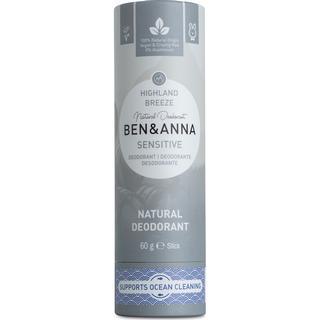 Ben & Anna Sensitive Highland Breeze Paper Deo Stick 60g