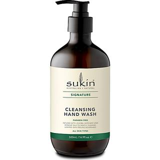 Sukin Signature Cleansing Hand Wash 500ml