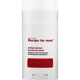 Recipe for Men Antiperspirant Deo Stick 50ml
